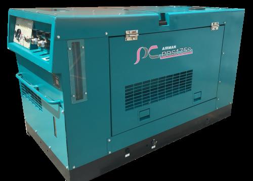 180CFM Air Compressor